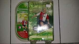 Dirk Kyut soccerserie figure