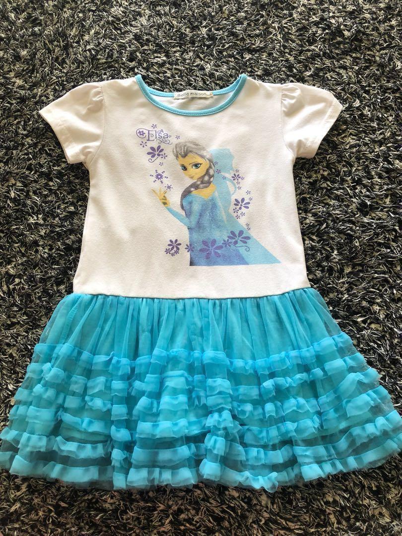 2 x Princess Tutu Skirts