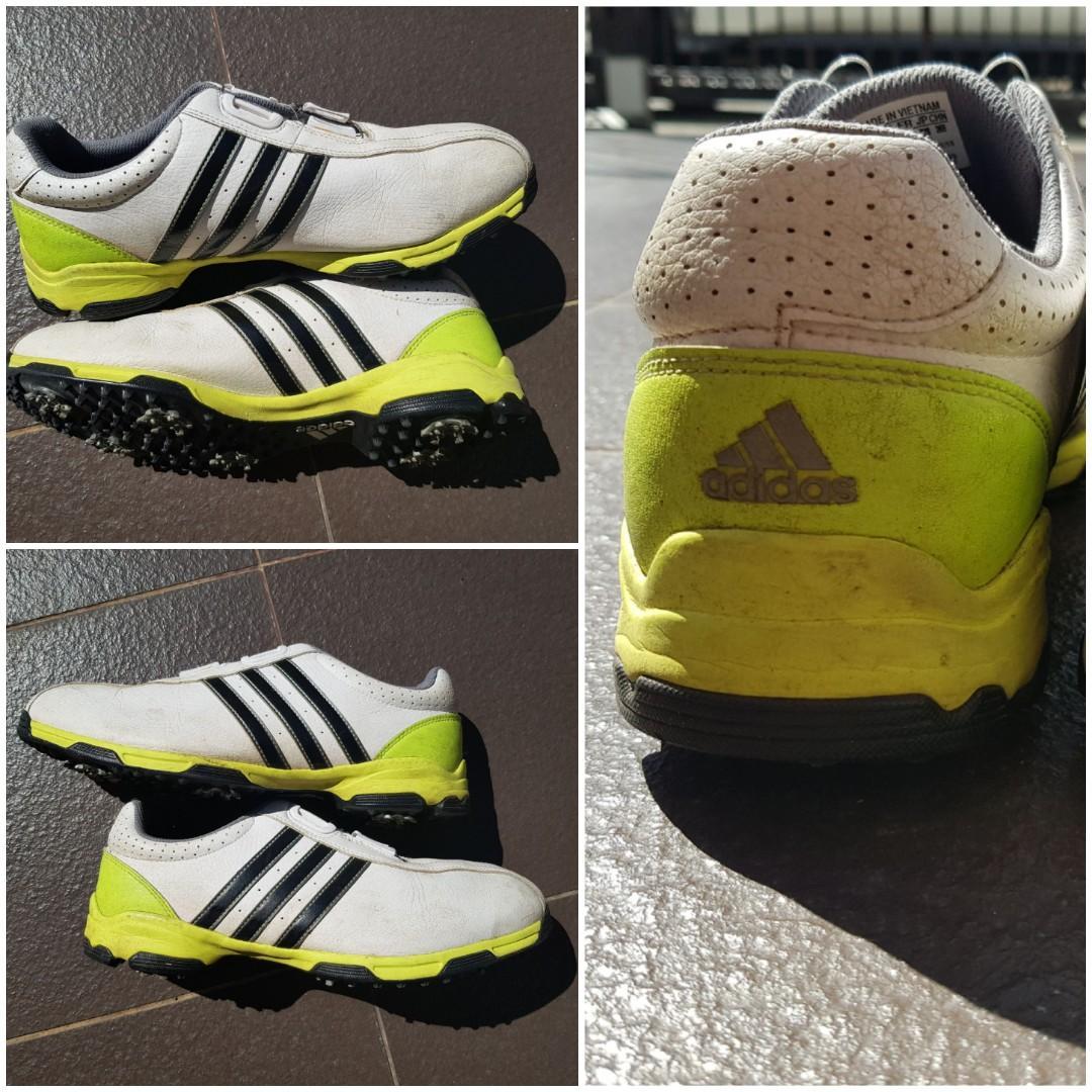 Adidas Golf Shoe No lace, Sports