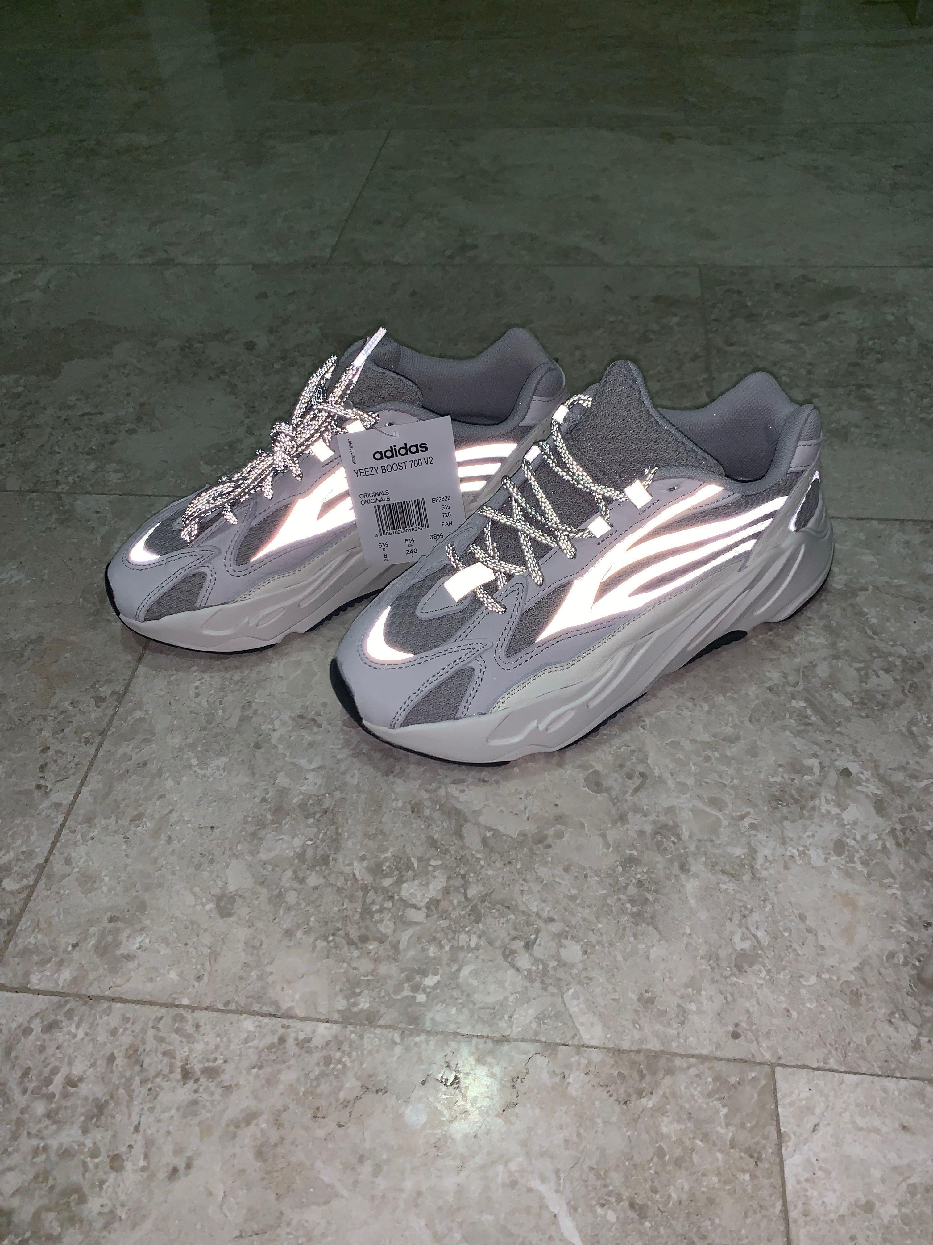 220ac1b8c0a Adidas Yeezy Boost 700 v2 Static (US 6