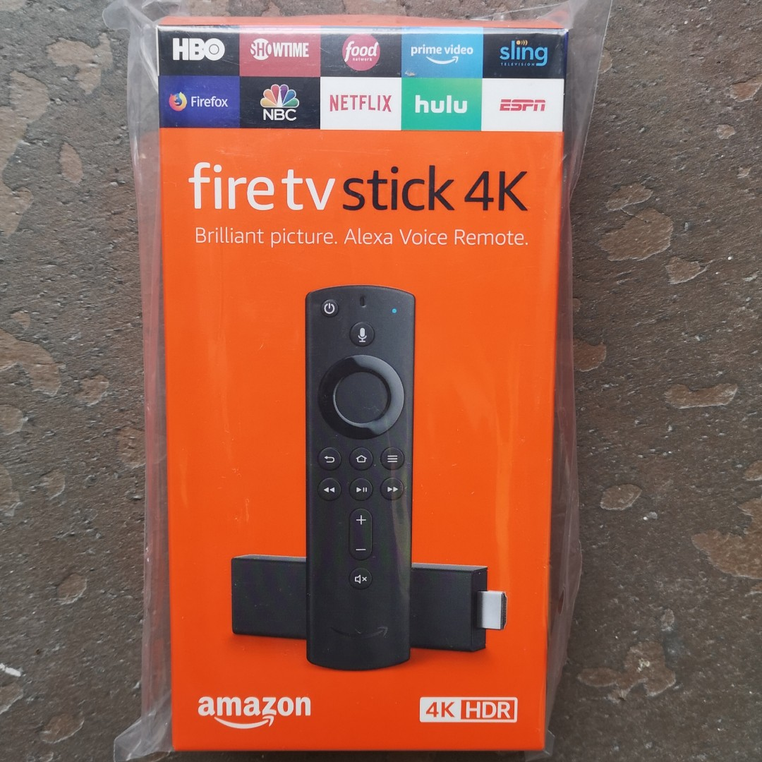 Amazon Fire TV Stick 4K - A Great Way To Make Dumb TVs Smart