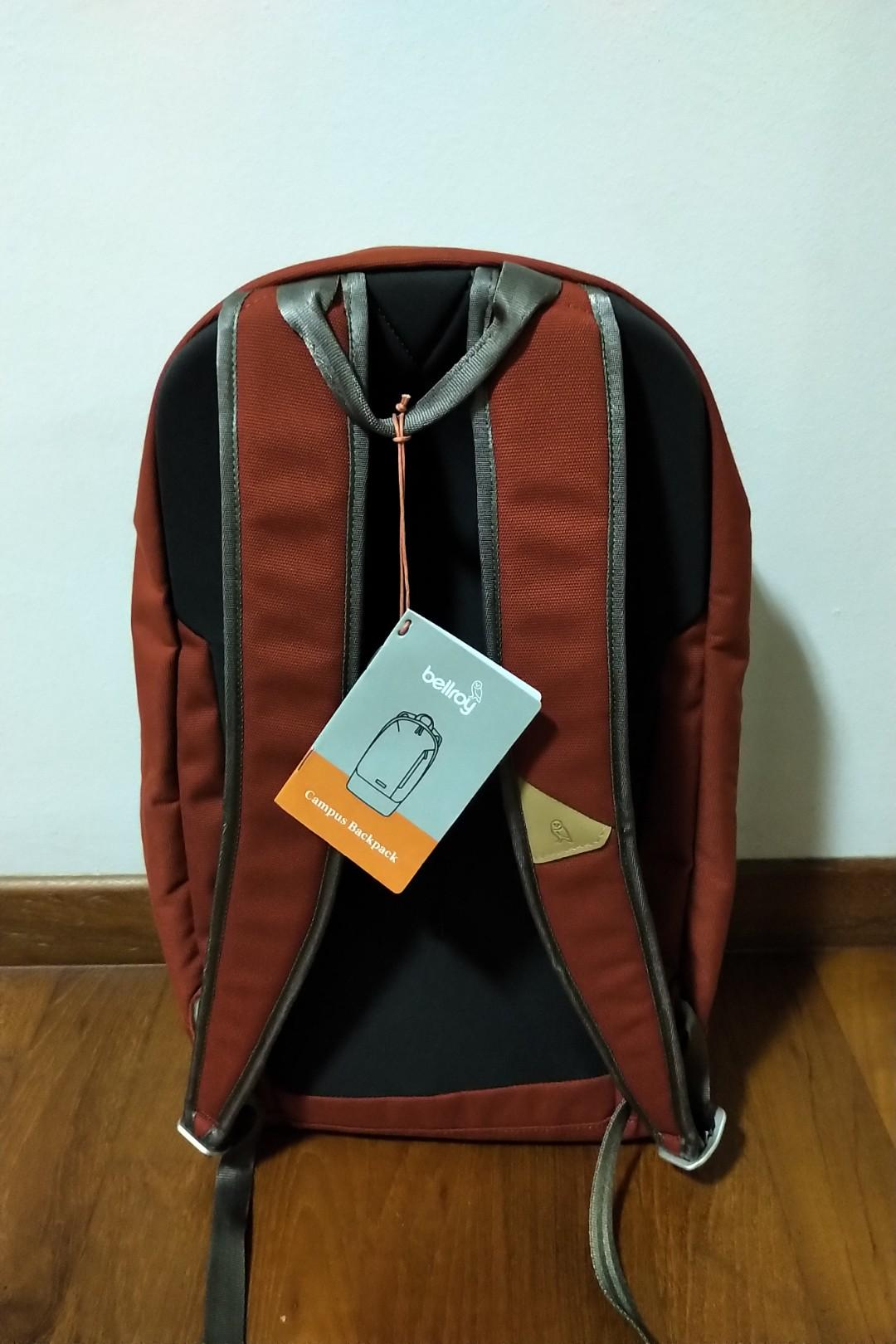Bellroy Campus Backpack (red)