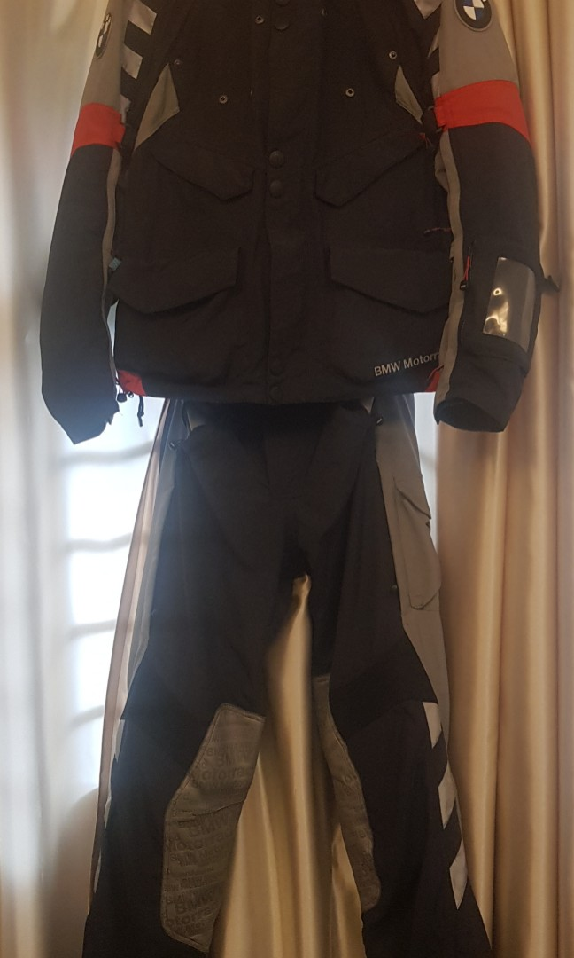 Bmw Rallye Suit Set 2017