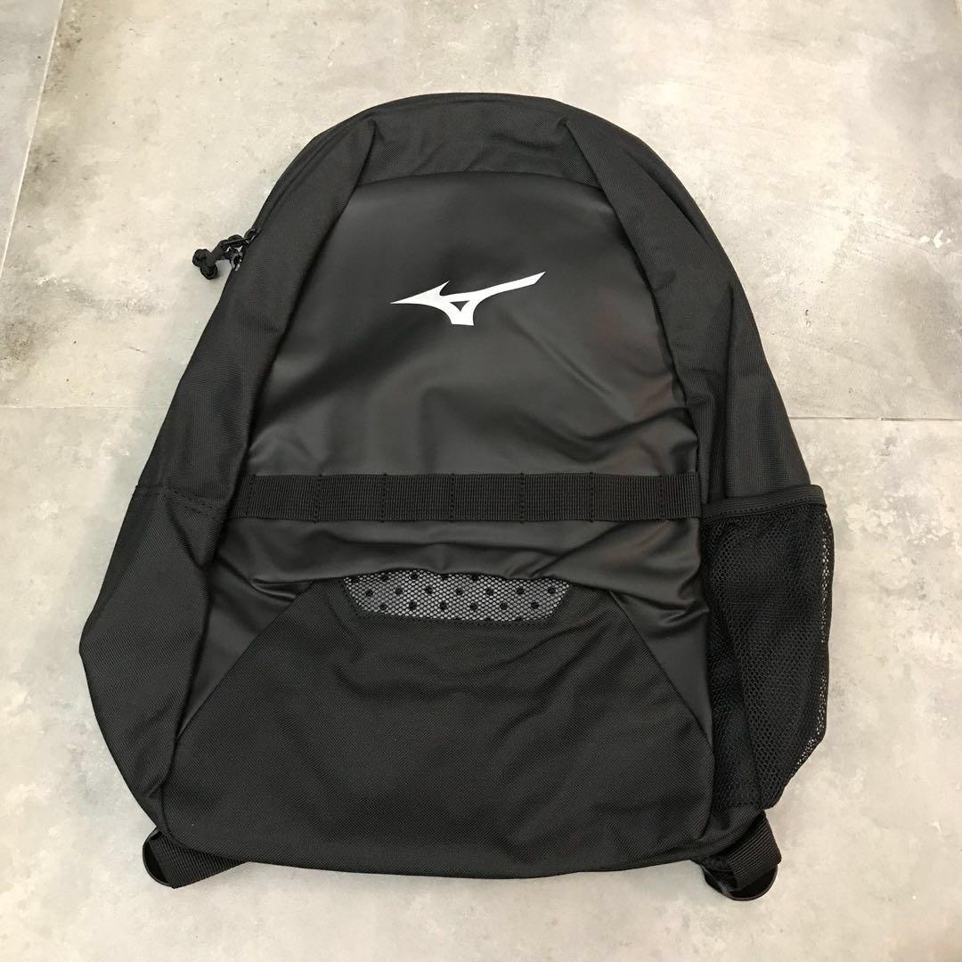 57e9db893e49 BNWT Mizuno Athelete Style Backpack Bag Haversack