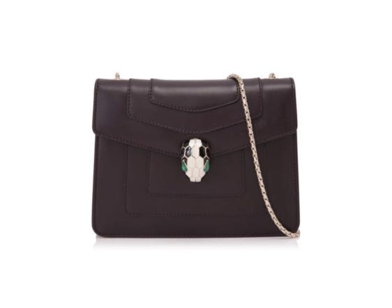 Bvlgari Serpenti Forever Flap Cover Bag 20676362e97c1