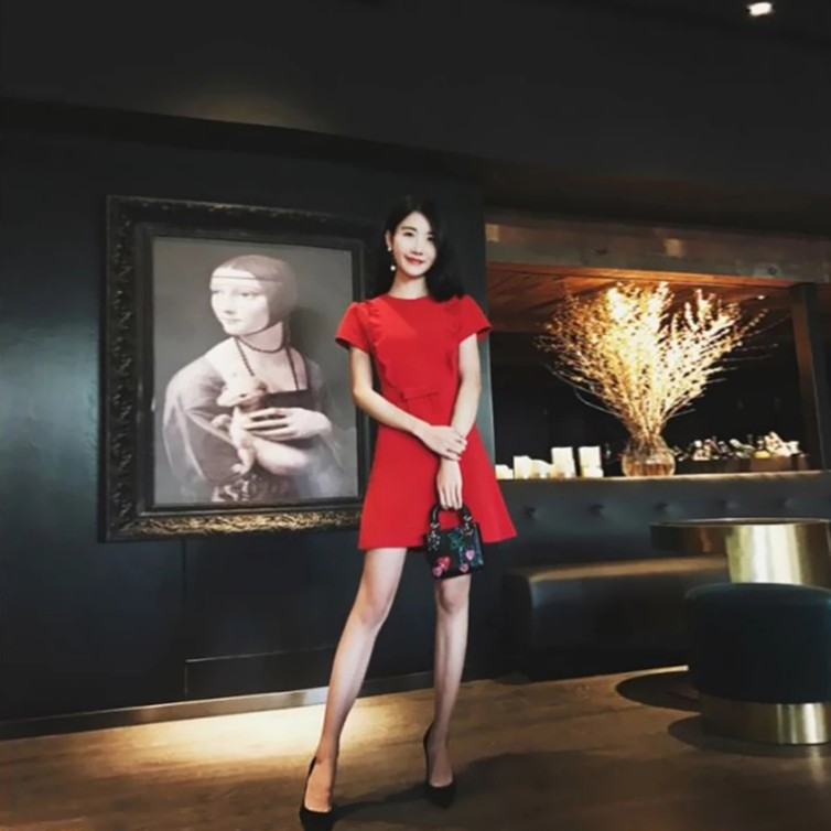 6152bef8c0 CNY Collection  Red Nursing Dress