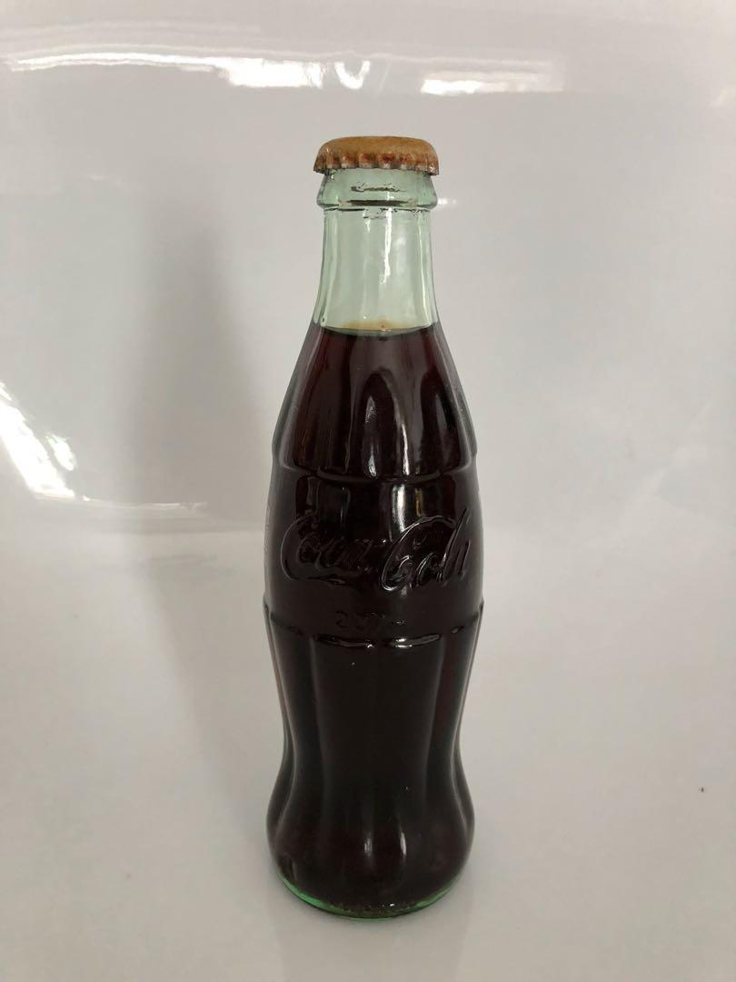 Coca Cola Bottle from USA