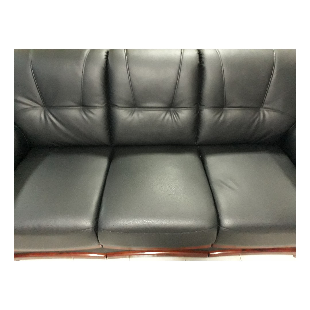 Comfy 3 Seater Sofa Furniture Sofas On Carousell