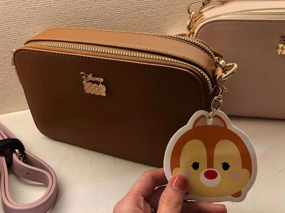 Disney Tsum Tsum Sling/pouch, Women's Fashion, Bags & Wallets, Sling Bags on Carousell