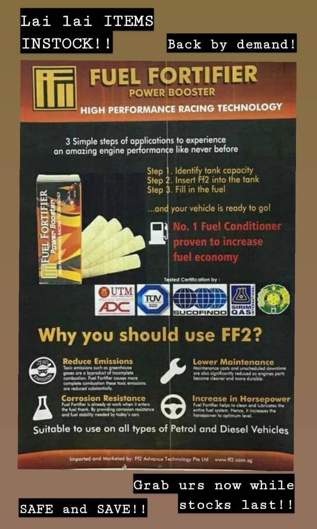 Fuel Fortifier FF2