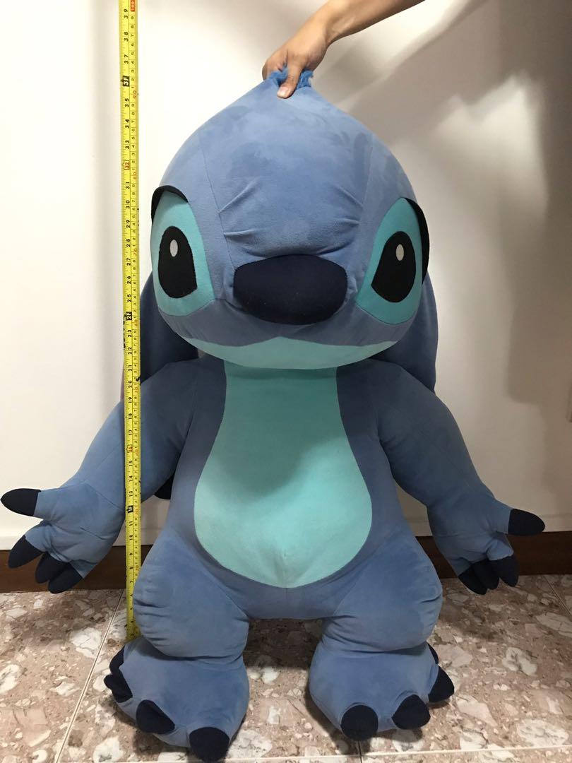 Giant stitch plush toy 3d1016e2d