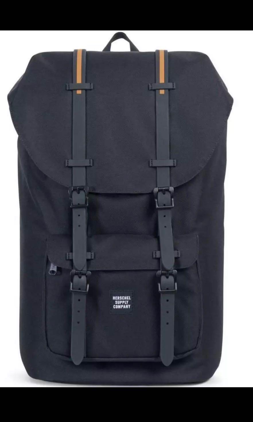62c5e4bb61 Herschel Supply Co. Little America Backpack Classic Size Full Volume ...