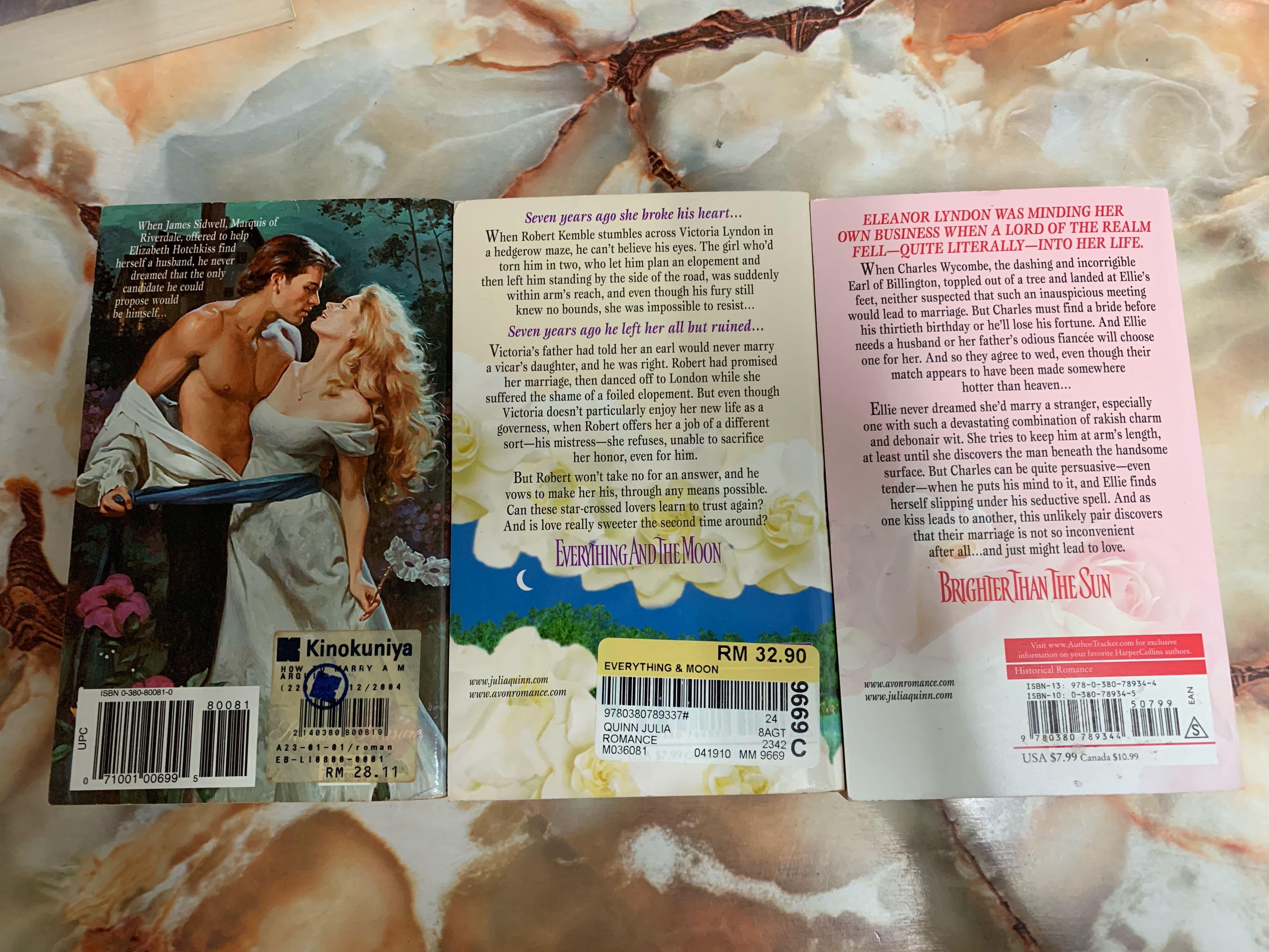 Julia Quinn Books