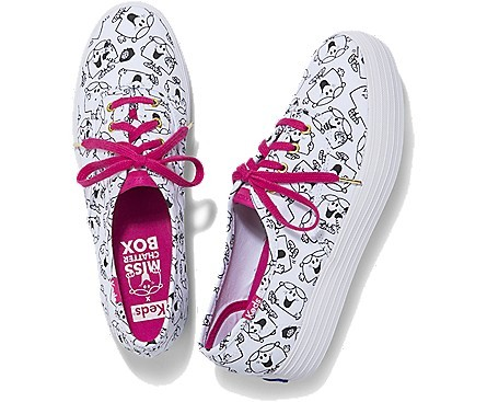 9a829712cbb01 Keds x Little Miss Collection - Little Miss Chatterbox Sneakers ...