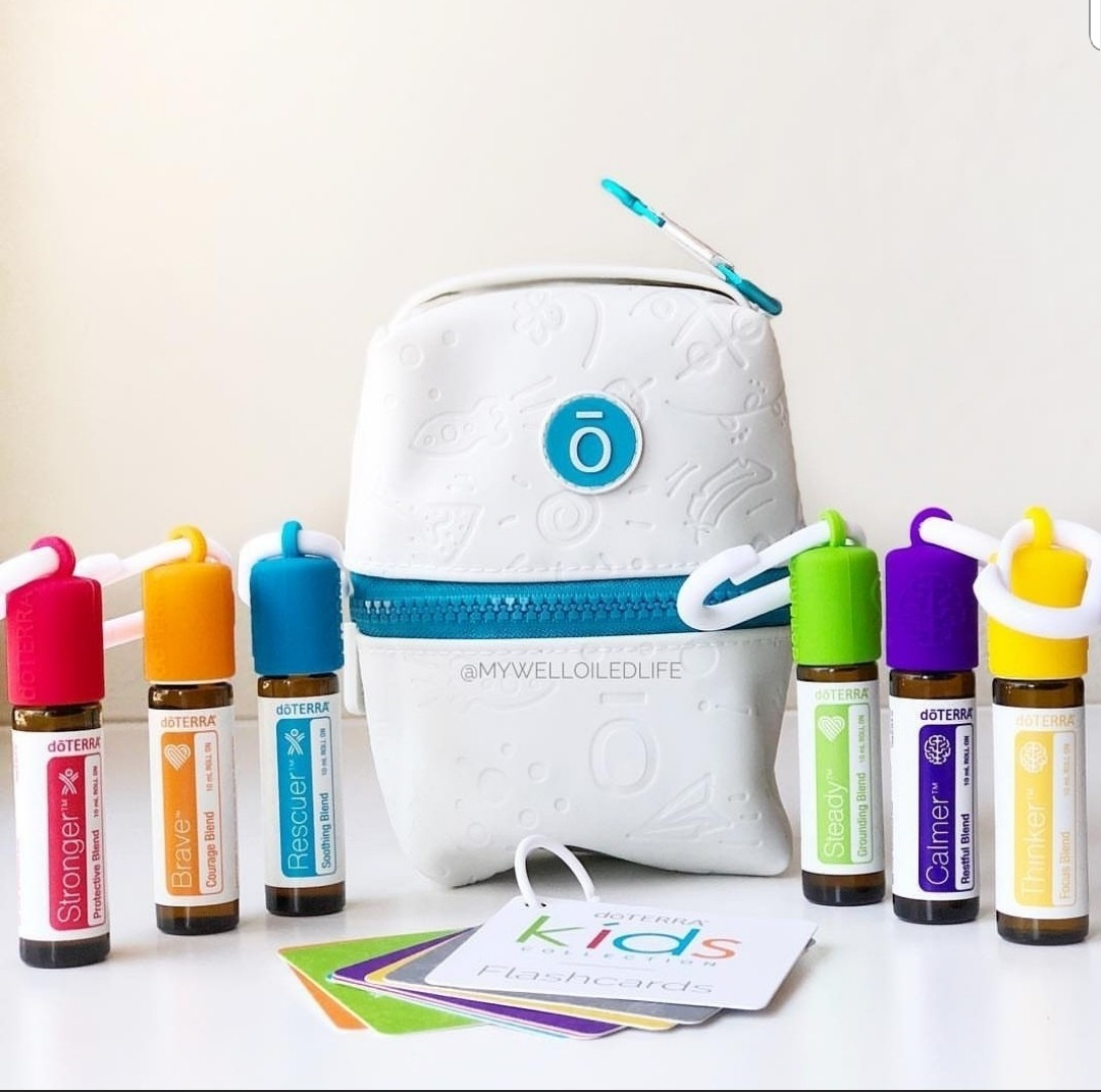 Kids Doterra Collection Health Beauty Face Skin Care On Carousell