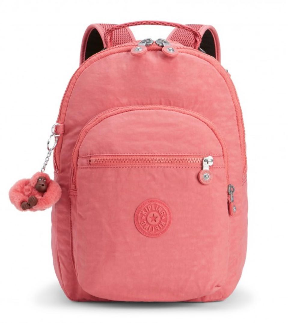 Kipling Backpack (Seoul Dream Pink) a2224f871e835