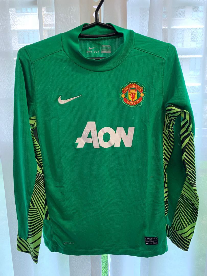 cfa07b8dc Manchester United Goalkeeper Jersey (Reserved)