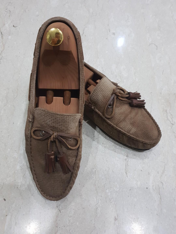 b03c4c23520 Massimo Dutti - Men s Suede Loafers