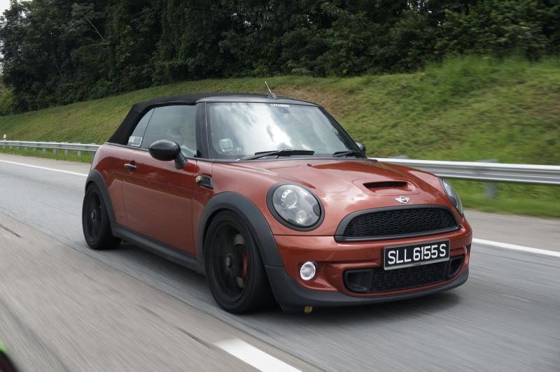 Mini Cooper 16 S Cabriolet Auto Cars Cars For Sale On Carousell