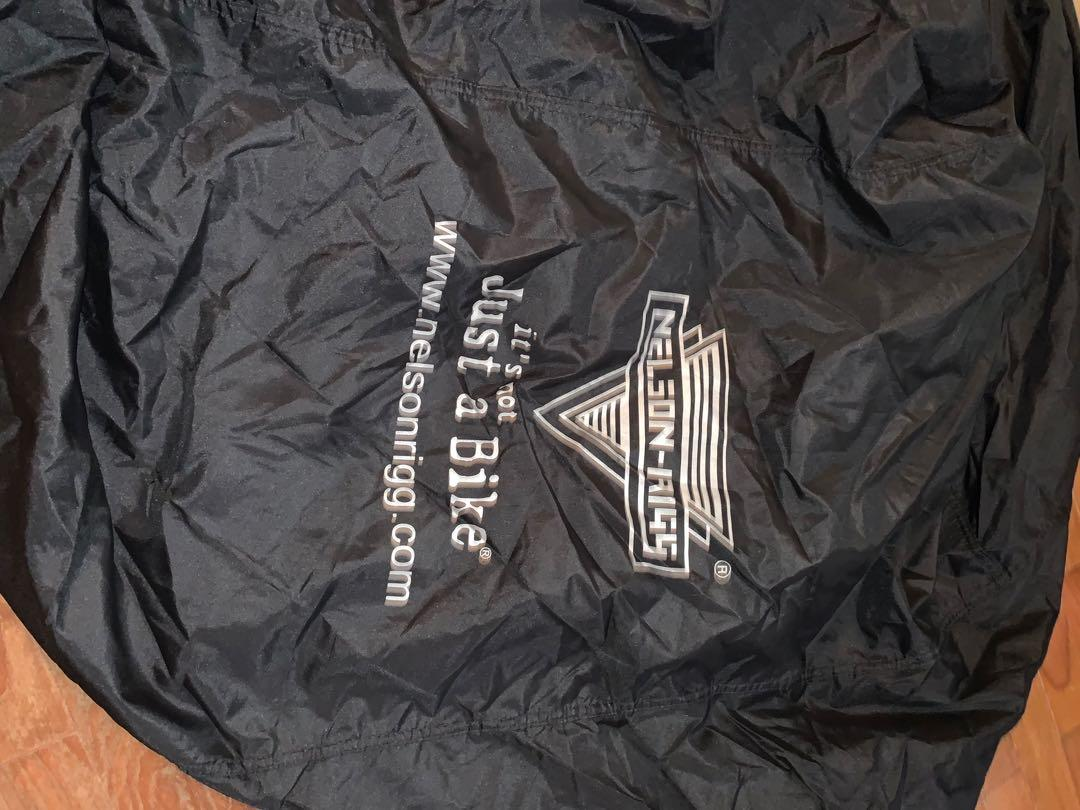 Nelson Rigg waterproof motorcycle cover