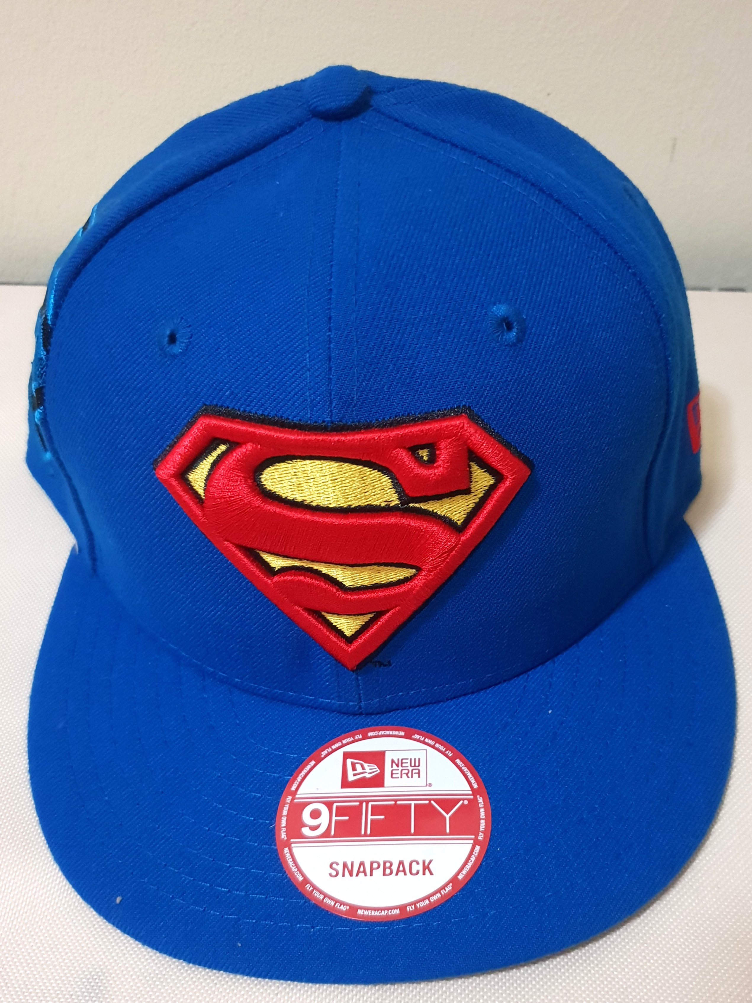 New Era 9Fifty Superman Snapback bf995fb0450