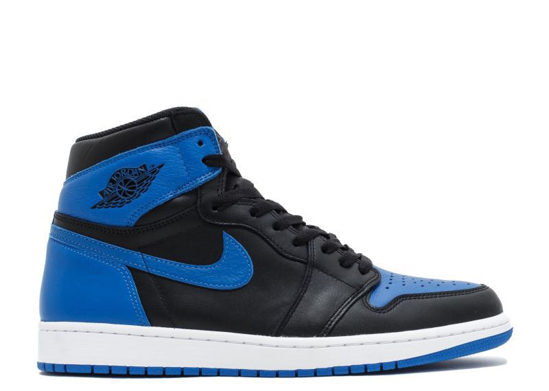 0c1207c0913044 Nike Air Jordan 1 Royal Blue Retro High OG US11