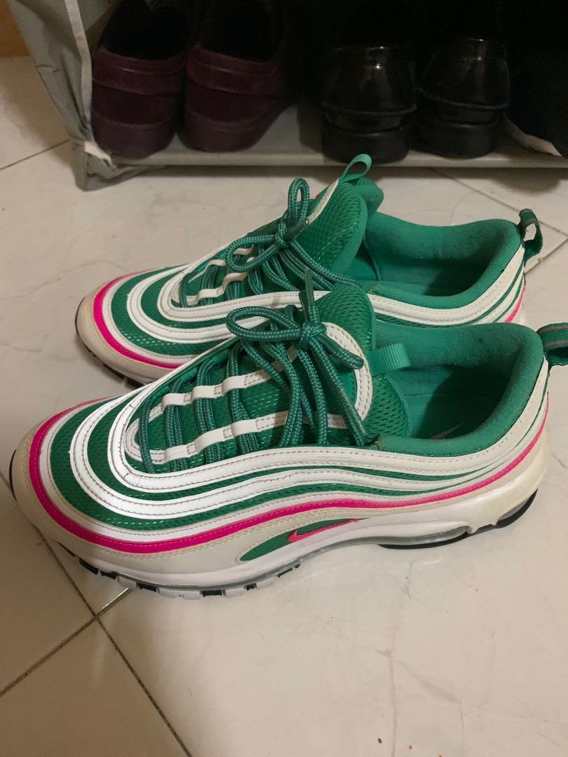 Nike Air Max 97 South beach, Men's Fashion, Footwear