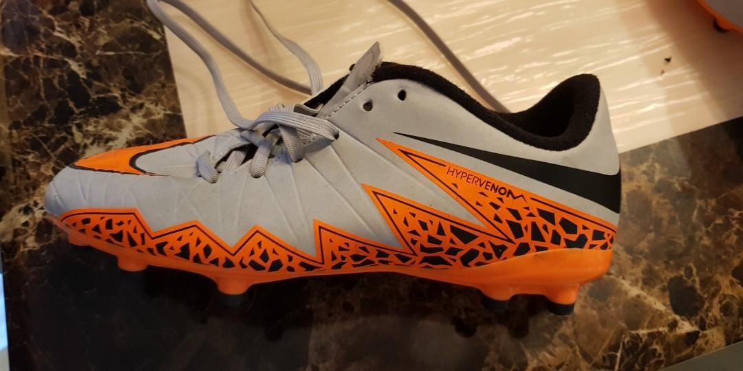 13678cee0 Nike Hypervenom Football Boots