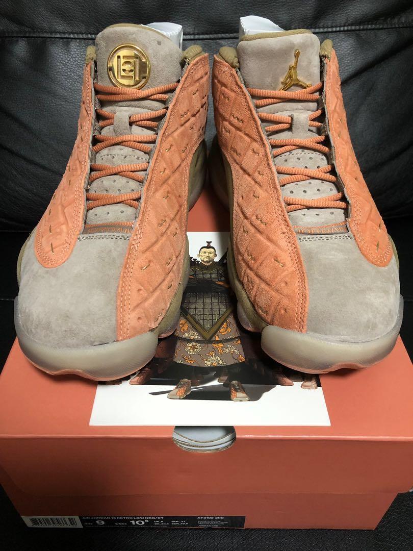 88495889d156d3 Nike Jordan XIII Retro Clot Sepia Stone 兵馬俑
