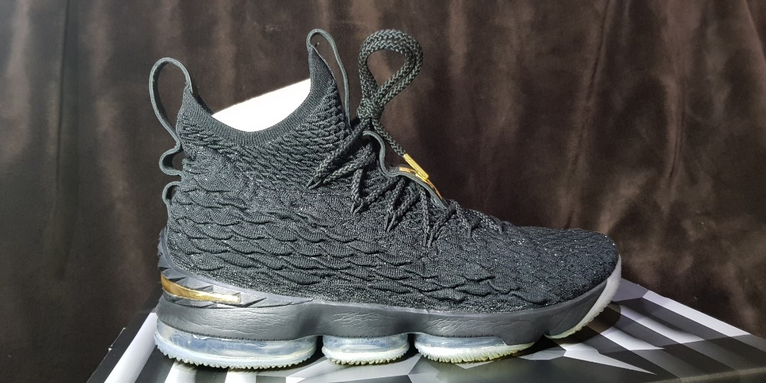 6c1ec504d03 Nike Lebron 15 XV Basketball Shoes size 11 not kobe kyrie jordan ...