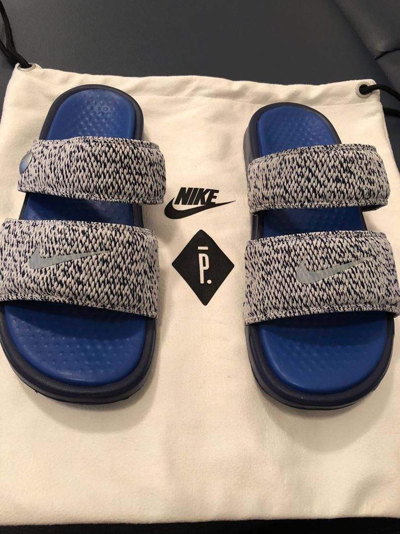 bc5bf537ad69 Nike X Pigalle Benassi Duo Ultra Slide Sandal US 11