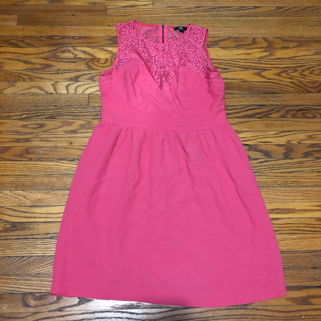 Pink Dress M