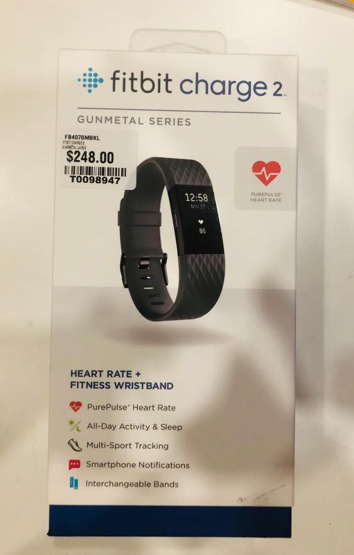 Pre-Loved Fitbit Charge 2
