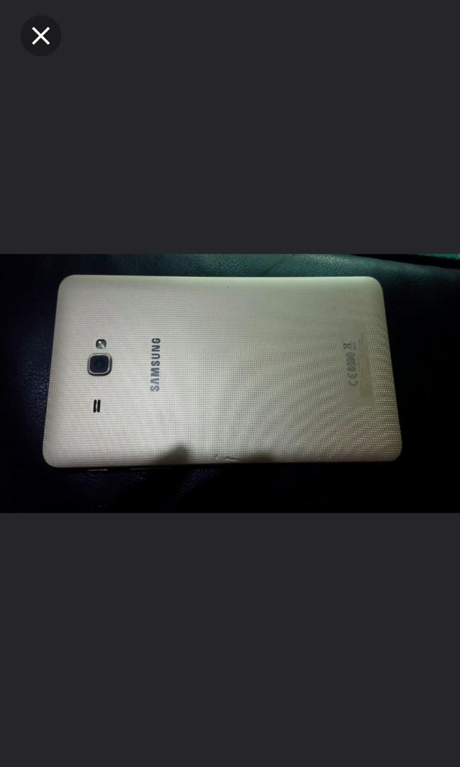 Samsung tab j golden