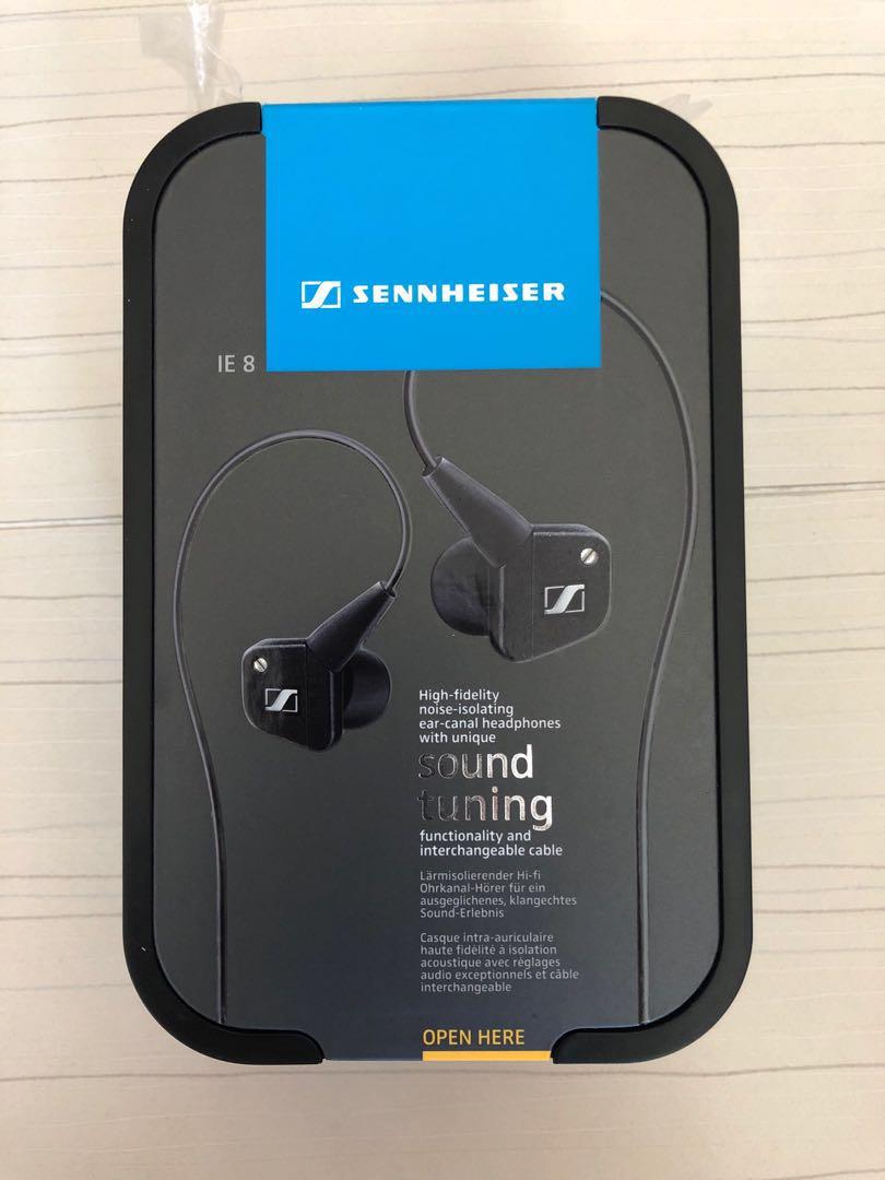 Sennheiser Ie8 Audiophile Iems Electronics Audio On Carousell