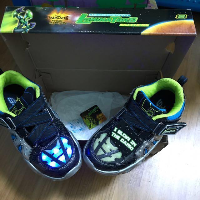 Skechers-Luminators Shoes, Babies