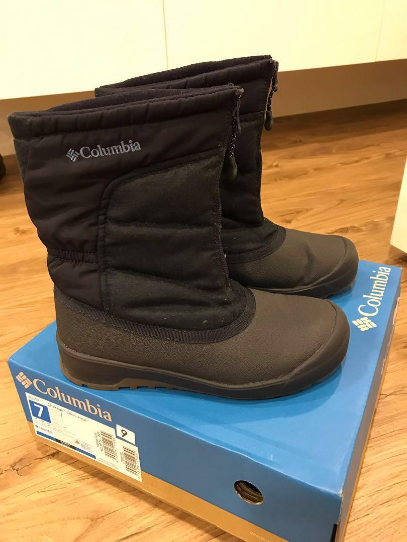Snow Boots (Colombia)