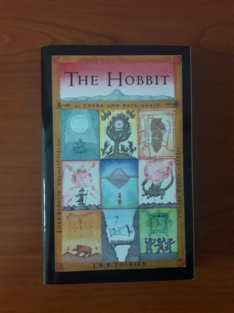 The Hobbit: Or, There and Back Again by J.R.R. Tolkien