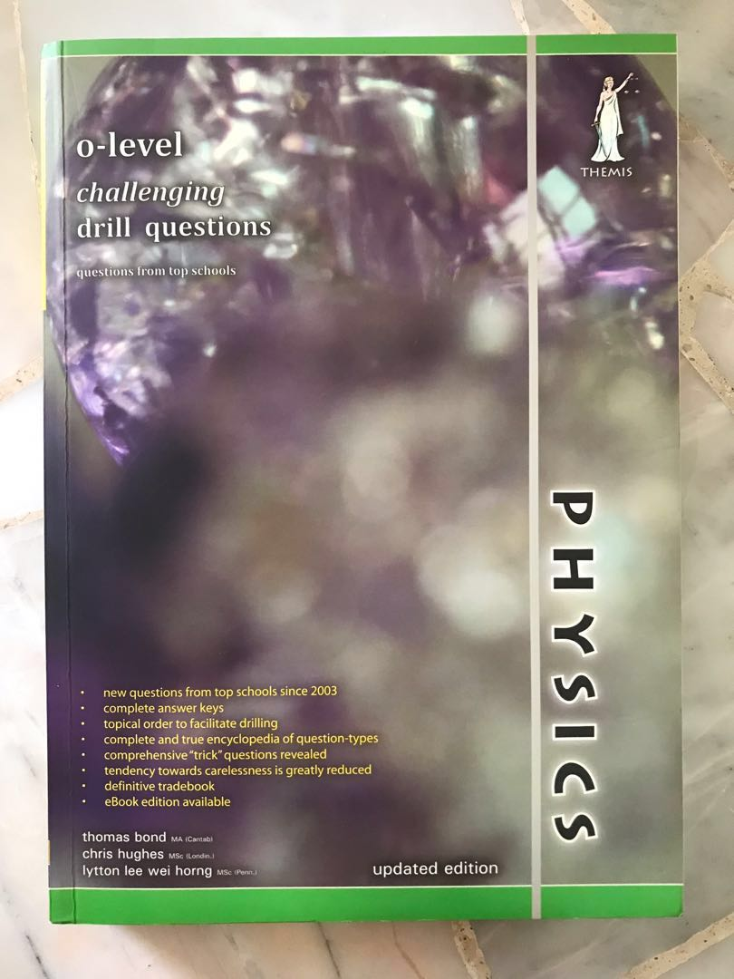 Themis O Level Physics with Solutions, Books & Stationery
