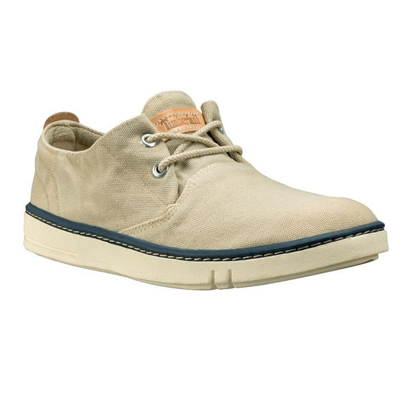 Timberland Canvas Greige Washed