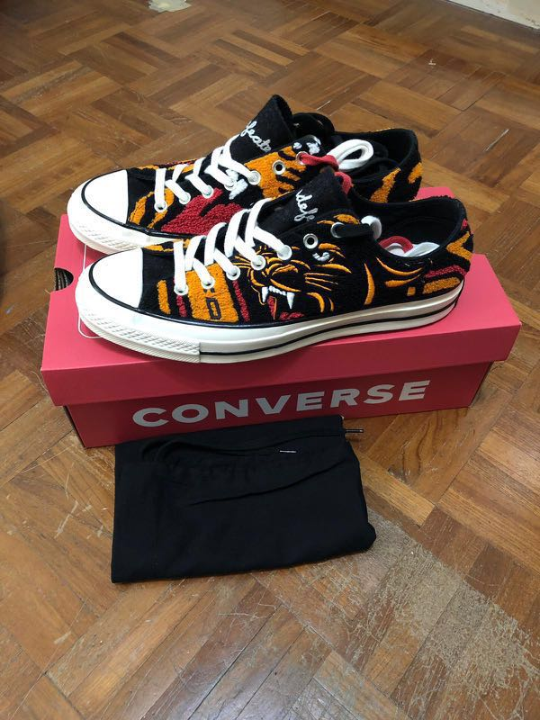 Undefeated x Converse Chuck 70 Ox 9528951f5