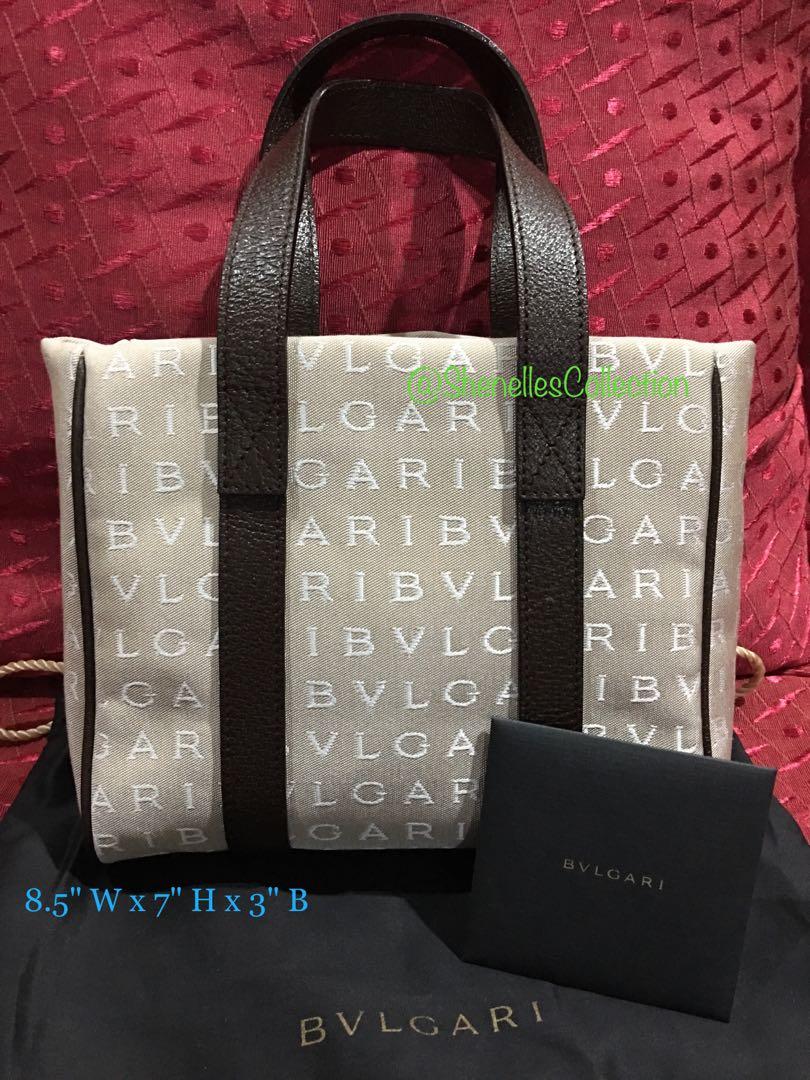 1794851256 Unused Authentic Original Bvlgari Handbag