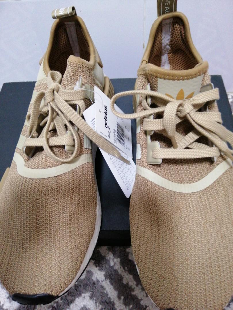 adidas nmd r1 raw gold