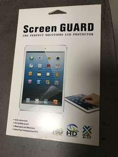 Screen guard film for iPad mini 4