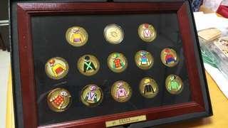 香港賽馬會馬王紀念金章