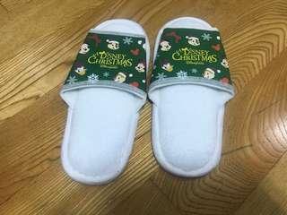 🚚 香港迪士尼酒店❤️兒童室內拖鞋