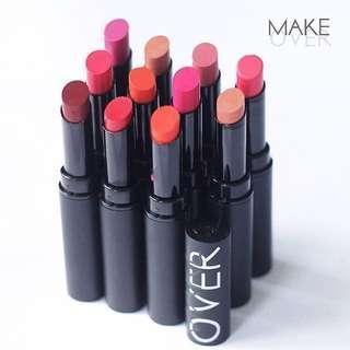 MakeOver hi matte lipstick