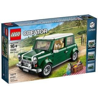 🚚 MISB Lego 10242 Mini Cooper