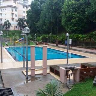 Apartment Saujana, Damansara Damai