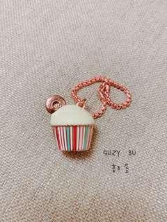 7-11集點小丸子杯子蛋糕吊飾